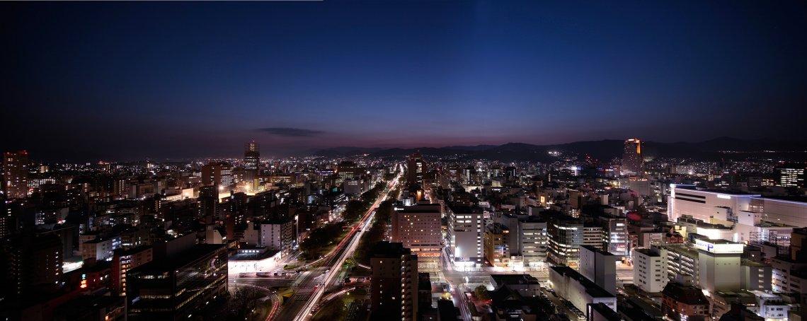 「オリエンタルホテル広島夜景」の画像検索結果